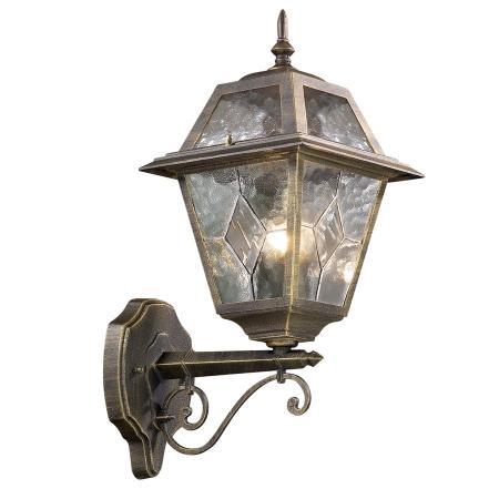 Уличный настенный светильник Odeon Outer 2315/1W настенный уличный светильник odeon 2312 lumi 2312 1w