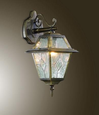 Уличный настенный светильник Odeon Outer 2316/1W настенный уличный светильник odeon 2312 lumi 2312 1w
