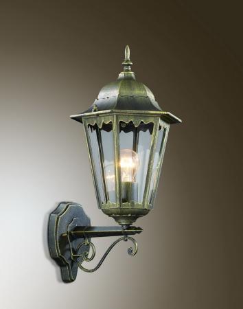 Уличный настенный светильник Odeon Lano 2319/1W настенный уличный светильник odeon 2312 lumi 2312 1w