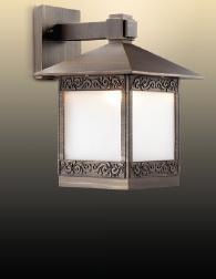 Уличный настенный светильник Odeon Novara 2644/1W настенный уличный светильник odeon 2312 lumi 2312 1w