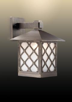 Уличный настенный светильник Odeon Anger 2649/1W настенный уличный светильник odeon 2312 lumi 2312 1w