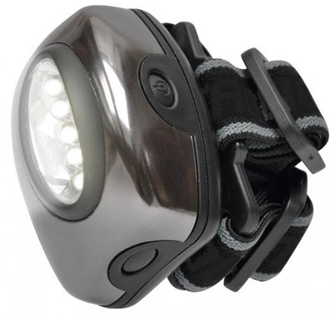 Налобный светодиодный фонарь Uniel (03211) от батареек 35х60 S-HL010-C налобный фонарь sunree l40 ipx8 4led
