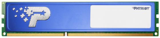 Оперативная память 16Gb PC4-17000 2133MHz DDR4 DIMM Patriot PSD416G21332H цена и фото
