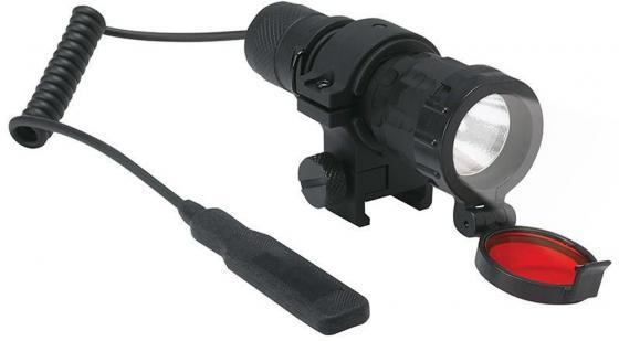 Тактический светодиодный фонарь Uniel (06597) от батареек 99х32 185 лм P-GL013-BB Black
