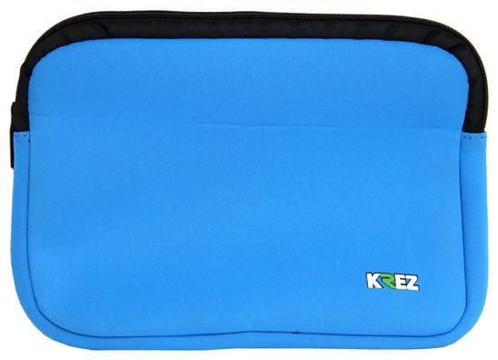 Чехол для ноутбука 10.2 KREZ L10-401L неопрен голубой сумка для ноутбука 16 krez m16 601b полиэстер черный