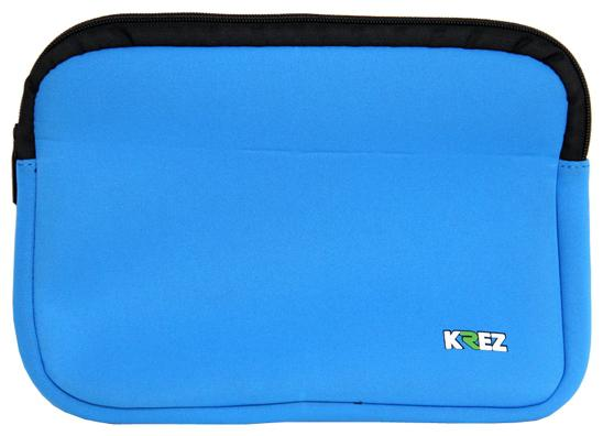"Чехол для ноутбука 10.2"" KREZ L10-401L неопрен голубой цена и фото"