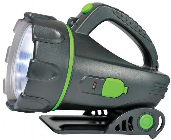 Фонарь-прожектор светодиодный Uniel (03489) аккумуляторный 160 лм S-SL011-BA Black фонарь прожектор светодиодный uniel 06649 аккумуляторный 90 лм s sl017 ba black