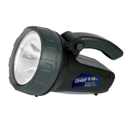 Фонарь-прожектор светодиодный Uniel (06649) аккумуляторный 90 лм S-SL017-BA Black фонарь прожектор светодиодный uniel 06649 аккумуляторный 90 лм s sl017 ba black