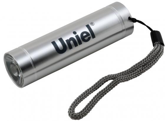 Карманный светодиодный фонарь Uniel (UL-00000191) от батареек 88х24 50 лм S-LD043-B Silver карманный светодиодный фонарь uniel ul 00000191 от батареек 88х24 50 лм s ld043 b silver