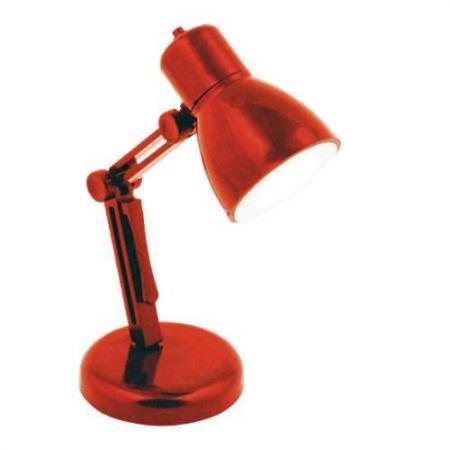 Фонарь на прищепке Uniel (UL-00000193) от батареек 105х38 30 лм S-KL019-B Red ручной светодиодный фонарь uniel 03248 от батареек 30 лм s ld014 c silver