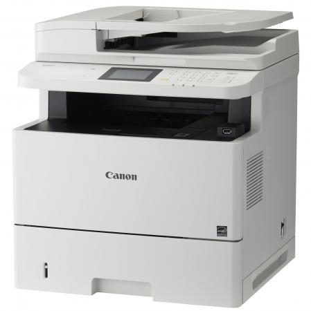 МФУ Canon i-SENSYS MF512x ч/б A4 23ppm 1200x1200 USB 0292C010 мфу лазерное canon i sensys mf512x