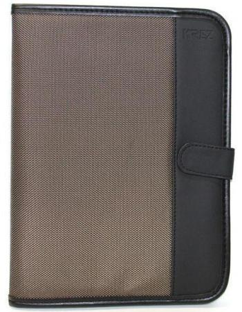 Чехол KREZ для планшетов 8 коричневый L08-703NM