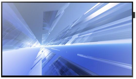 Плазменный телевизор LED 48 Samsung DC48E черный 1920x1080 RJ-45 USB VGA 1 x DVI-D led телевизор samsung ue32j5205ak
