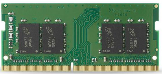 Оперативная память для ноутбуков SO-DDR4 8Gb PC4-17000 Kingston KCP421SS8/8 оперативная память для ноутбуков so ddr4 8gb pc17000 2133mhz kingston hx421s13ib2 8