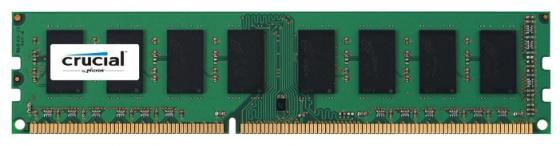 Оперативная память 4Gb PC3-12800 1600MHz DDR3 DIMM Crucial CT51264BD160B/J память ddr3l 8gb 1600mhz crucial ct102464bf160b rtl pc3 12800