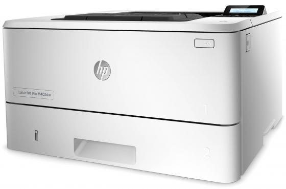 Принтер HP LaserJet Pro M402dw C5F95A ч/б A4 38ppm 1200x600dpi Duplex Ethernet USB C5F95A hp laserjet pro m402n c5f93a 4 38ppm lan