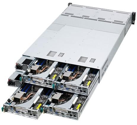 Серверная платформа Asus RS720Q-E8-RS12 серверная платформа asus ts300 e8 ps4