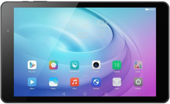 Планшет Huawei MediaPad T2 Pro FDR-A01L 10 16Gb черный Wi-Fi 3G Bluetooth LTE Android 53016516 планшет huawei mediapad m2 10 1 16gb серебристый белый lte wi fi 3g bluetooth android m2 a01l 53015922