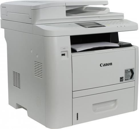 МФУ Canon i-SENSYS MF418x ч/б A4 33ppm 600x600 USB 0291C008 монохромный лазерный мфу canon i sensys mf418x 0291c008