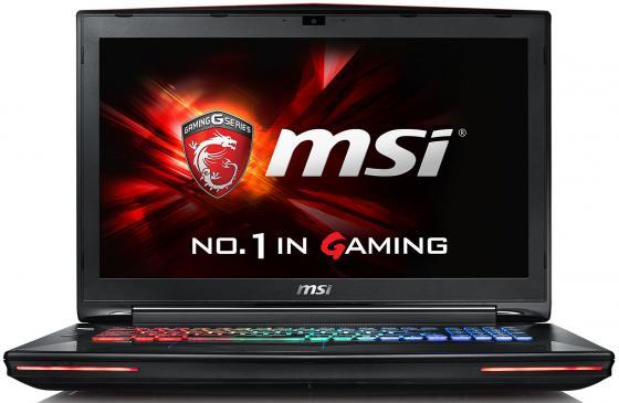 Ноутбук MSI GT72S 6QE-1274RU Dominator Pro G 17.3 1920x1080 Intel Core i7-6820HK 1Tb + 256 SSD 32Gb nVidia GeForce GTX 980M 8192 Мб черный Windows 10 Home 9S7-178211-1274 ноутбук msi gt72s 6qe 072 dominator pro g 9s7 178211 072