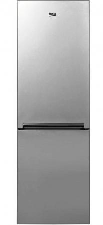 beko rcnk 320e21 x Холодильник Beko RCNK321K00S серебристый
