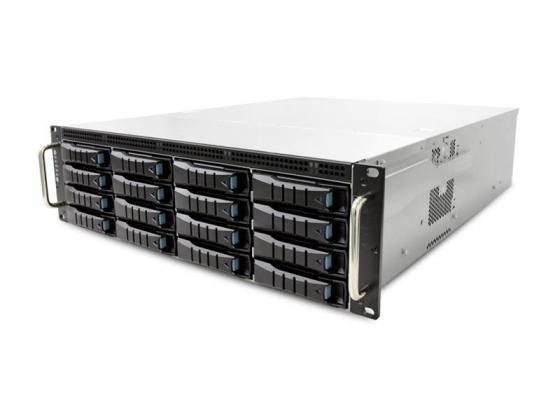 Серверный корпус 3U AIC RSC-3ETS 700 Вт чёрный корпус серверный