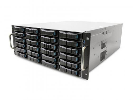 Серверный корпус 4U AIC RSC-4ETS 700 Вт чёрный серверный корпус 4u exegate pro 4u4020s 700 вт чёрный ex244604rus