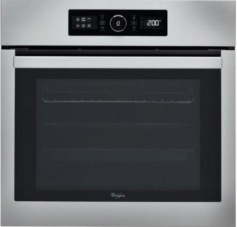 Электрический шкаф Whirlpool AKZ 6270/IX серебристый