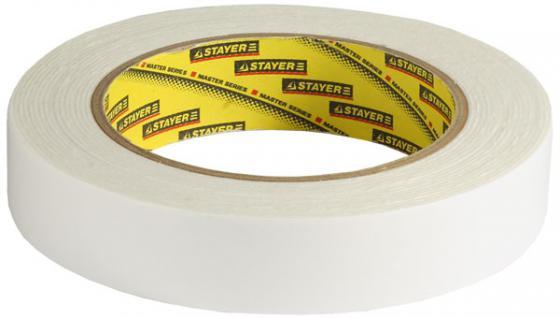 Лента Stayer PROFI клейкая на вспененной основе 25ммх5м 12231-25-05 цена