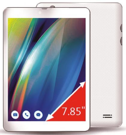 Планшет GINZZU GT-7810 7.85 8Gb белый Wi-Fi 3G Bluetooth Android GT-7810 планшет ginzzu gt 7050 белый