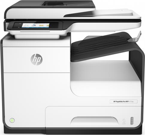 МФУ HP PageWide Pro MFP 477dw D3Q20B цветное A4 40ppm 1200x1200dpi Ethernet Wi-Fi USB мфу hp pagewide pro 452dw