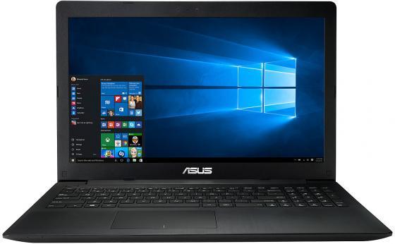 Ноутбук ASUS X553SA-XX137T 15.6 1366x768 Intel Celeron-N3050 500Gb 2Gb Intel HD Graphics черный Windows 10 Home 90NB0AC1-M04470 ноутбук asus x553sa xx137d 15 6 intel celeron n3050 1 6ghz 2gb 500tb hdd 90nb0ac1 m05820