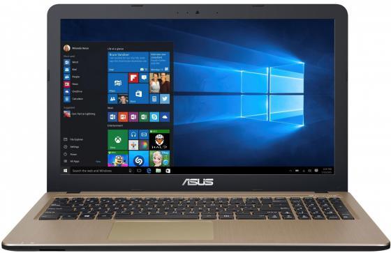 Ноутбук ASUS X540LJ 15.6 1366x768 Intel Core i5-5200U 500 Gb 4Gb nVidia GeForce GT 920M 1024 Мб черный Windows 10 Home 90NB0B11-M03910 ноутбук lenovo ideapad 320 15isk 15 6 1366x768 intel core i3 6006u 256 gb 4gb nvidia geforce gt 920mx 2048 мб черный windows 10 home