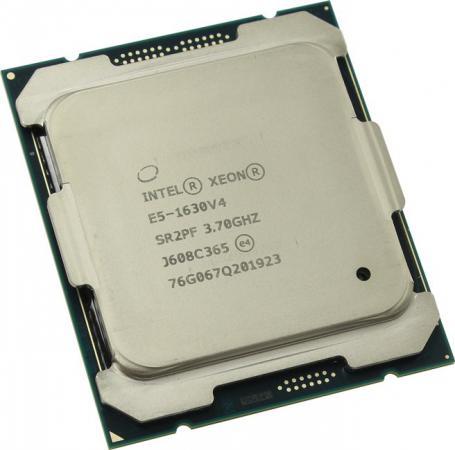 Процессор Intel Xeon E5-1630v4 3.7GHz 10Mb LGA2011-3 OEM процессор intel xeon e5 2603v2 1 8ghz 10m lga2011 oem
