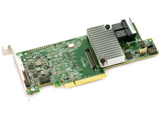 Контроллер LSI SAS 9361-8I SGL LSI00462 raid контроллер lsi logic megaraid sas 9361 4i sgl