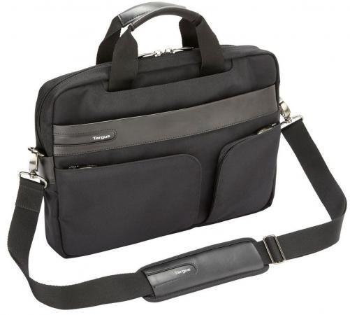 Сумка для ноутбука 13.3 Targus TBT236EU-70 полиэстер черный сумка для ноутбука targus tbt239eu 51 15 6 полиэстер черный