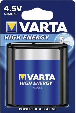 Батарейка Varta High Energy 3LR12 1 шт