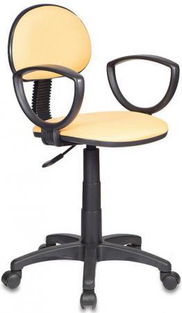 Кресло Бюрократ CH-213AXN/15-155 желтый кресло бюрократ ch 213axn на колесиках ткань [ch 213axn grey]