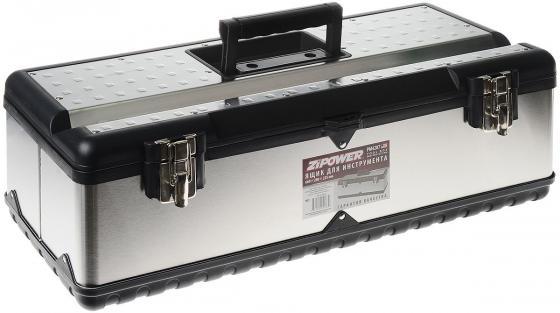 Ящик для инструмента ZIPOWER PM 4287 ящик stels 90711 для инструмента с мет замками 16 175х210х410мм