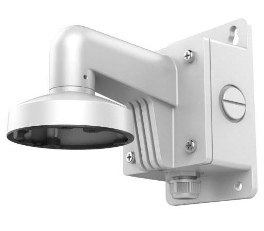 Кронштейн для камер Hikvision DS-1272ZJ-110 белый in stock original hikvision high quality cctv bracket ds 1272zj 110 for ds 2cd2142 and ds 2cd31xx wall mount bracket