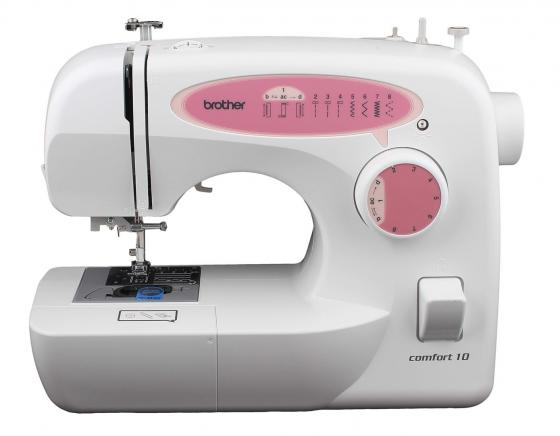 Швейная машина Comfort 10 белый красный швейная машина comfort 735