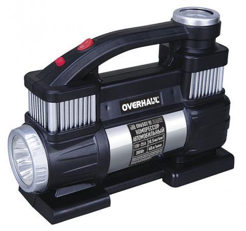 Автомобильный компрессор Overhaul OH 6502 40л/мин чехол защитный на матрас из мольтона 220 г м²