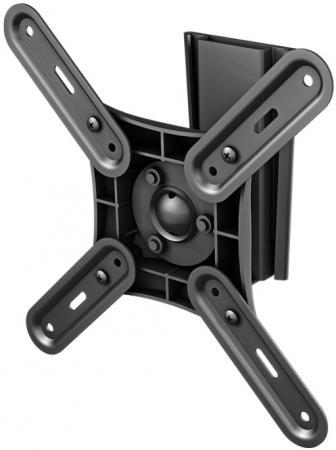 Кронштейн VOBIX VX 2612 B черный для ЖК ТВ 17-37 VESA до 200 х 200 мм 15кг цена