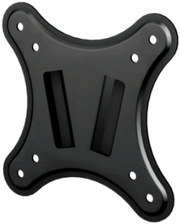 """Кронштейн VOBIX VX 2210 B черный для ЖК ТВ 17-22"""" VESA до 100 х 100 мм 20кг"""