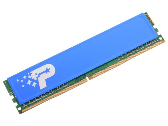 Оперативная память 16Gb (1x16Gb) PC4-19200 2400MHz DDR4 DIMM CL17 Patriot PSD416G2400KH оперативная память 8gb 1x8gb pc4 19200 2400mhz ddr4 dimm cl17 patriot psd48g240081