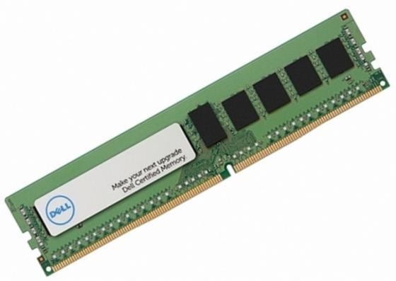 Оперативная память 16Gb (1x16Gb) PC4-19200 2400MHz DDR4 DIMM ECC DELL 370-ACNXt память ddr3 dell 370 abgj 8gb rdimm reg 1866mhz