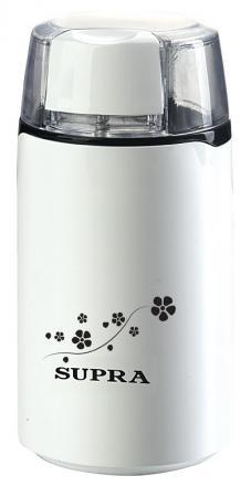Кофемолка Supra CGS-120 150 Вт белый supra cgs 532