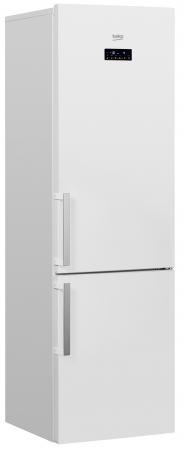 beko rcnk 320e21 x Холодильник Beko RCNK296E21W белый