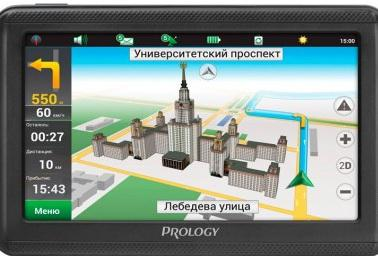 Навигатор Prology IMAP-5200 Навител 5 480x272 microSD черный new 7 touch screen digitizer glass for prology imap 7200tab tablet pc