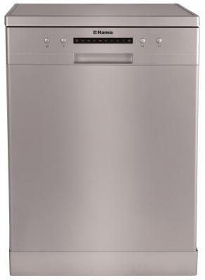 лучшая цена Посудомоечная машина Hansa ZWM 616 IH серебристый